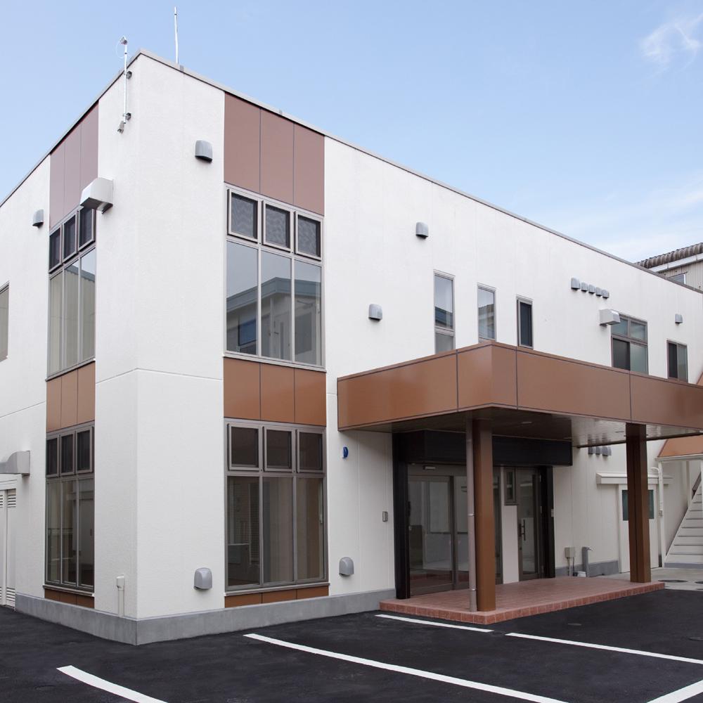 横山香料株式会社 塩浜工場